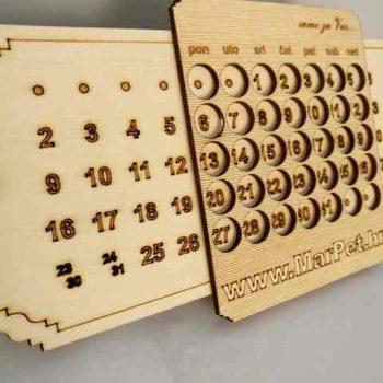 Trajni kalendar