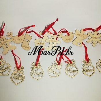 Drveni Medaljoni