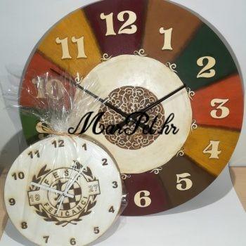 Ručno rađeni drveni satovi