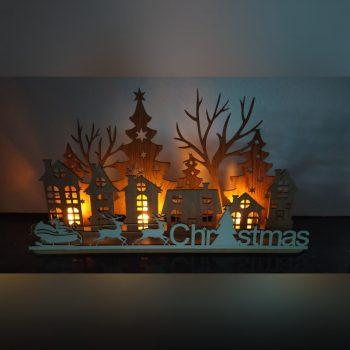 Božić u gradu 3